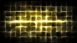 Превью обои клетки, поверхность, яркий, блеск, свет, тень, темный
