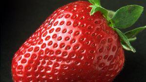 Превью обои клубника, ягода, спелый, аппетитный