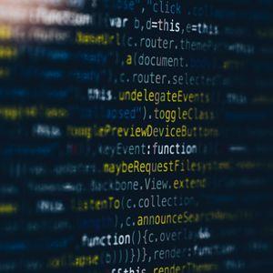 Превью обои код, строки, программирование, скрипт, экран, программа, веб
