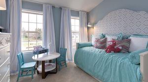 Превью обои комната, детская, мебель, интерьер, дизайн