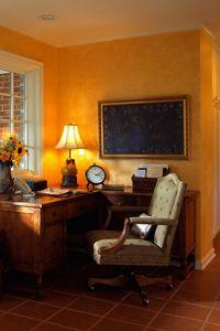 Превью обои комната, кабинет, кресло, стол