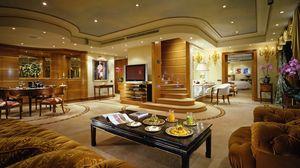 Превью обои комната, стиль, интерьер, гостиная