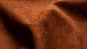 Превью обои кожа, складки, коричневый, текстура