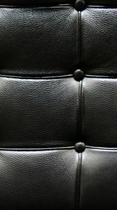 Превью обои кожаный, черный, пятна