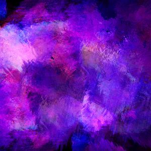 Превью обои краска, пятна, фиолетовый