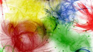 Превью обои краски, цвета, разные