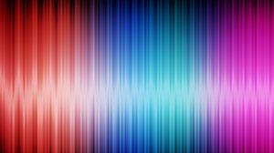 Превью обои красочный, линии, полосы, вертикальный, блеск