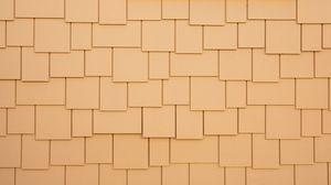 Превью обои квадрат, фигура, текстура, бежевый