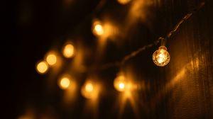 Превью обои лампочка, электричество, освещение, свет