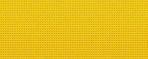 Превью обои лего, точки, круги, желтый