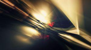 Превью обои линии, фон, свет, блеск