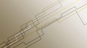 Превью обои линии, геометрия, форма, рисунок
