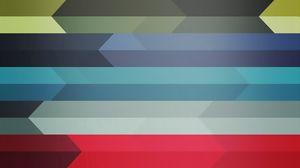 Превью обои линии, свет, фон, полосы, красочный