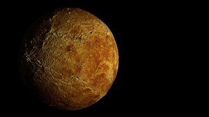 Превью обои марс, красная планета, космос