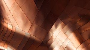 Превью обои металл, металлический, поверхность, фрагменты, глянцевый