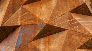 Превью обои металл, железо, ржавчина, поверхность, текстура
