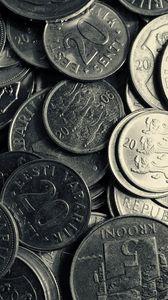 Превью обои монеты, кроны, эстония
