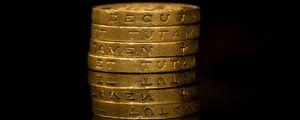 Превью обои монеты, золото, старый