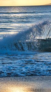 Превью обои море, вода, волна, брызги