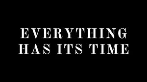 Превью обои мотивация, время, фраза, надпись, слова