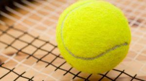 Превью обои мяч, теннис, спорт