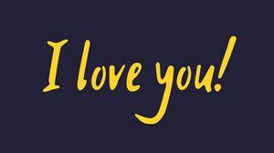 Превью обои жизнь, любовь, фраза, надпись