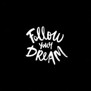 Превью обои надпись, мотивация, текст, мечта