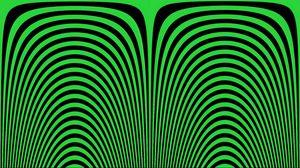 Превью обои оптическая иллюзия, линии, фон, полосы