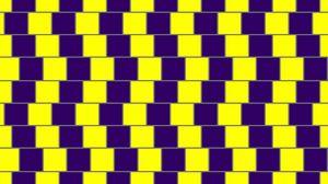 Превью обои оптическая иллюзия, полосы, линии, прямоугольник