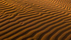 Превью обои песок, поверхность, пустыня