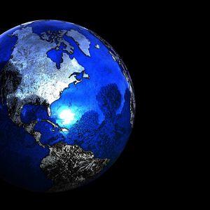 Превью обои планета, шар, глобус, 3д