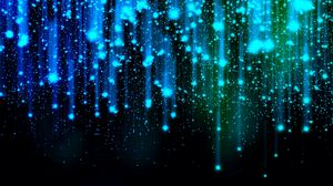 Превью обои поверхность, линии, точки, свет
