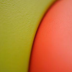 Превью обои поверхность, текстура, желтый, оранжевый