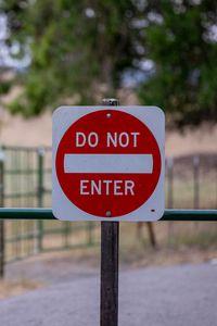 Превью обои предупреждение, фраза, слова, знак