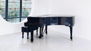 Превью обои рояль, музыкальный инструмент, музыка