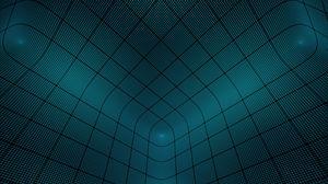 Превью обои сетка, оптическая иллюзия, иллюзия, полосы