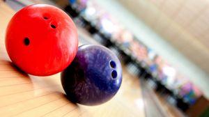 Превью обои шары, боулинг, игра