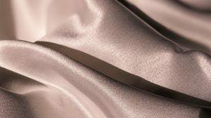 Превью обои шелк, складки, ткань, текстура