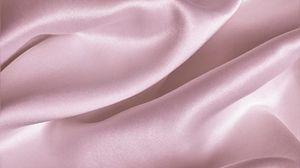 Превью обои шелк, ткань, складки, текстура, розовый, нежный