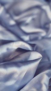 Превью обои шелк, ткань, складки, сиреневый, текстура