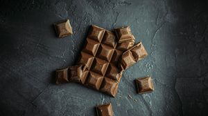Превью обои шоколад, сладости, десерт