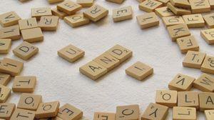 Превью обои слово, буквы, кубики, любовь