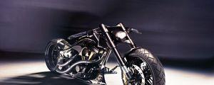 Превью обои soltador cruiser, hamann, bike, custom