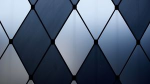 Превью обои стекло, текстура, формы