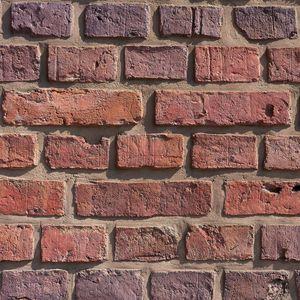 Превью обои стена, кирпичи, шершавый, коричневый, текстура