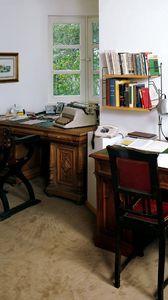 Превью обои столы, кабинет, бумаги, документы