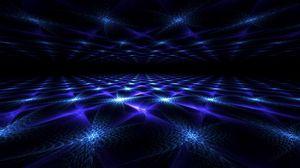 Превью обои свет, абстракция, темный, пространство