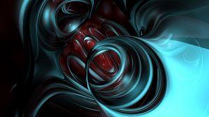 Превью обои тень, темный, сплав, соединение, форма
