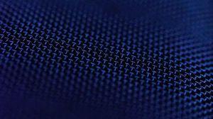 Превью обои ткань, текстура, синий, макро