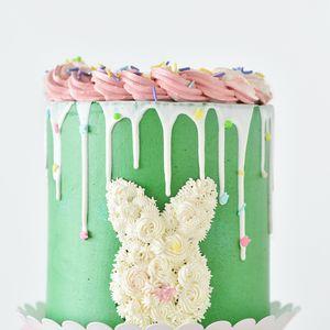 Превью обои торт, пасха, праздник